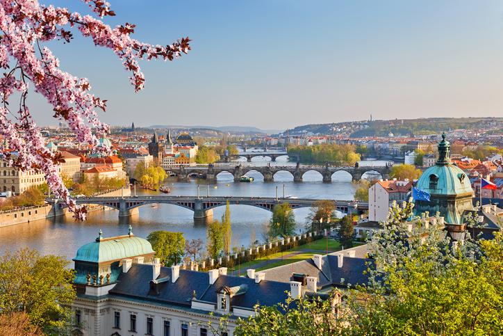 Praga per lo Spring Break