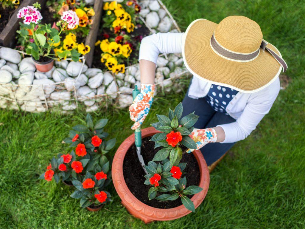 italiani giardinieri