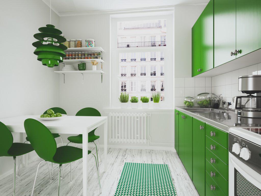tappeto della cucina