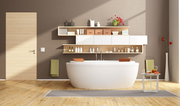 Il bagno si arreda in base… alle stelle