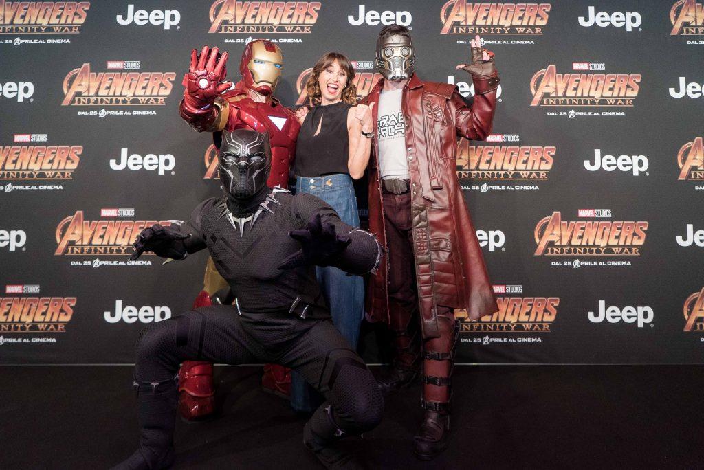 I supereroi Marvel con Benedetta Parodi