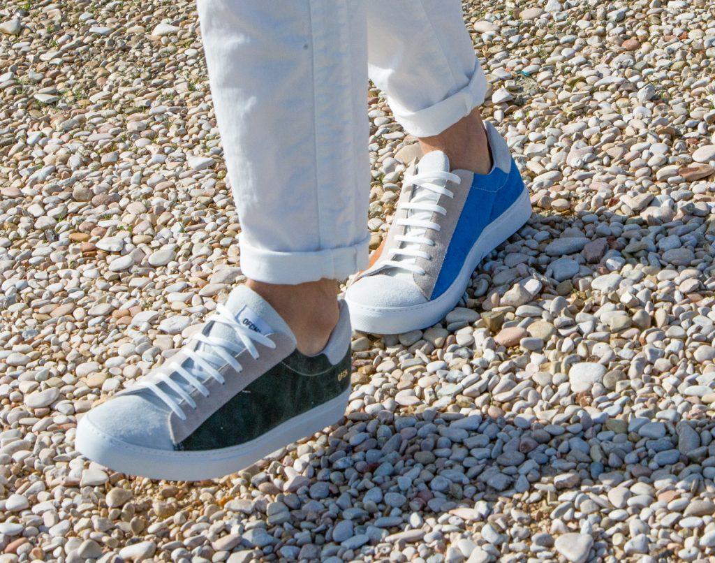 Sneaker sporty chic, equilibrio tra estetica e funzionalità