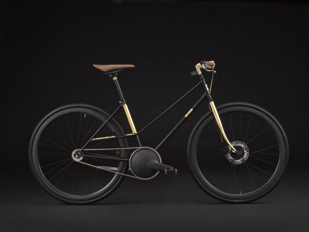 Quando anche il design pedala e va in bici