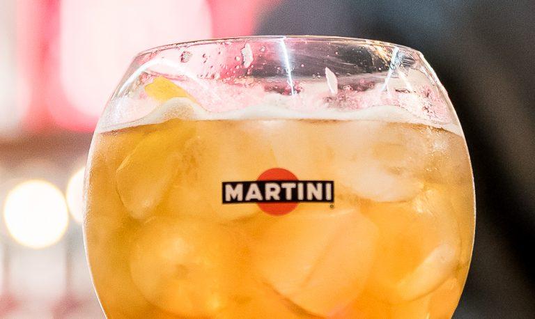 Martini Sartoria cocktail