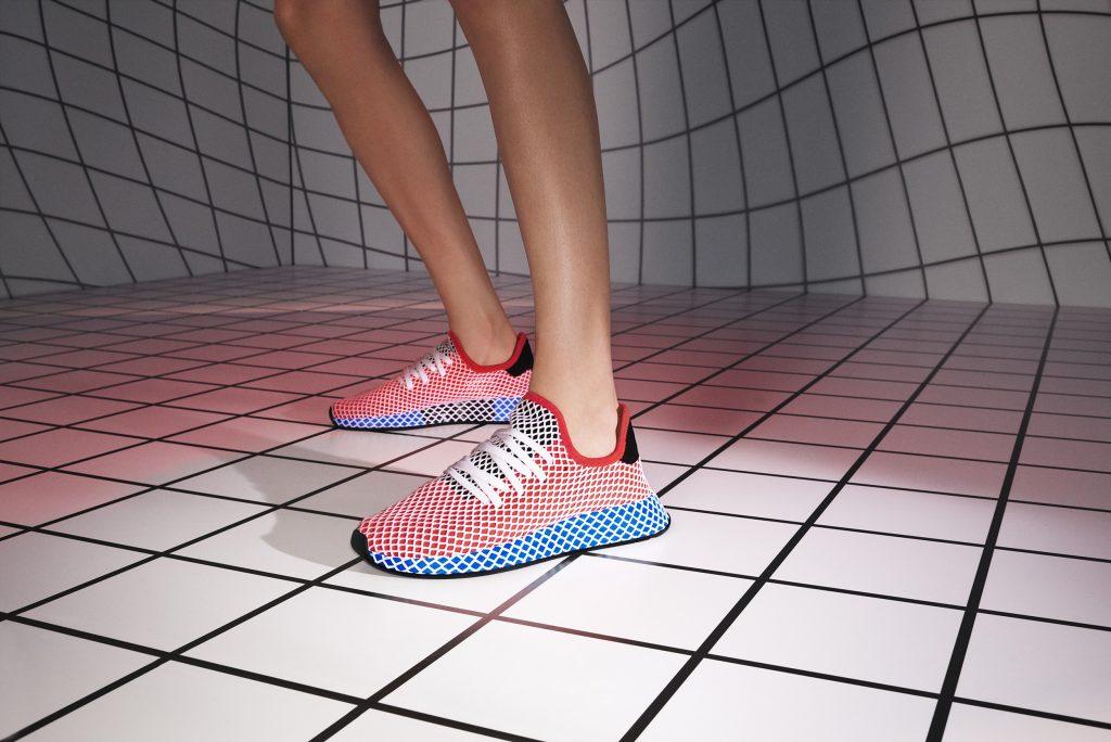 Knit sneaker, nella rete delle scarpe da running