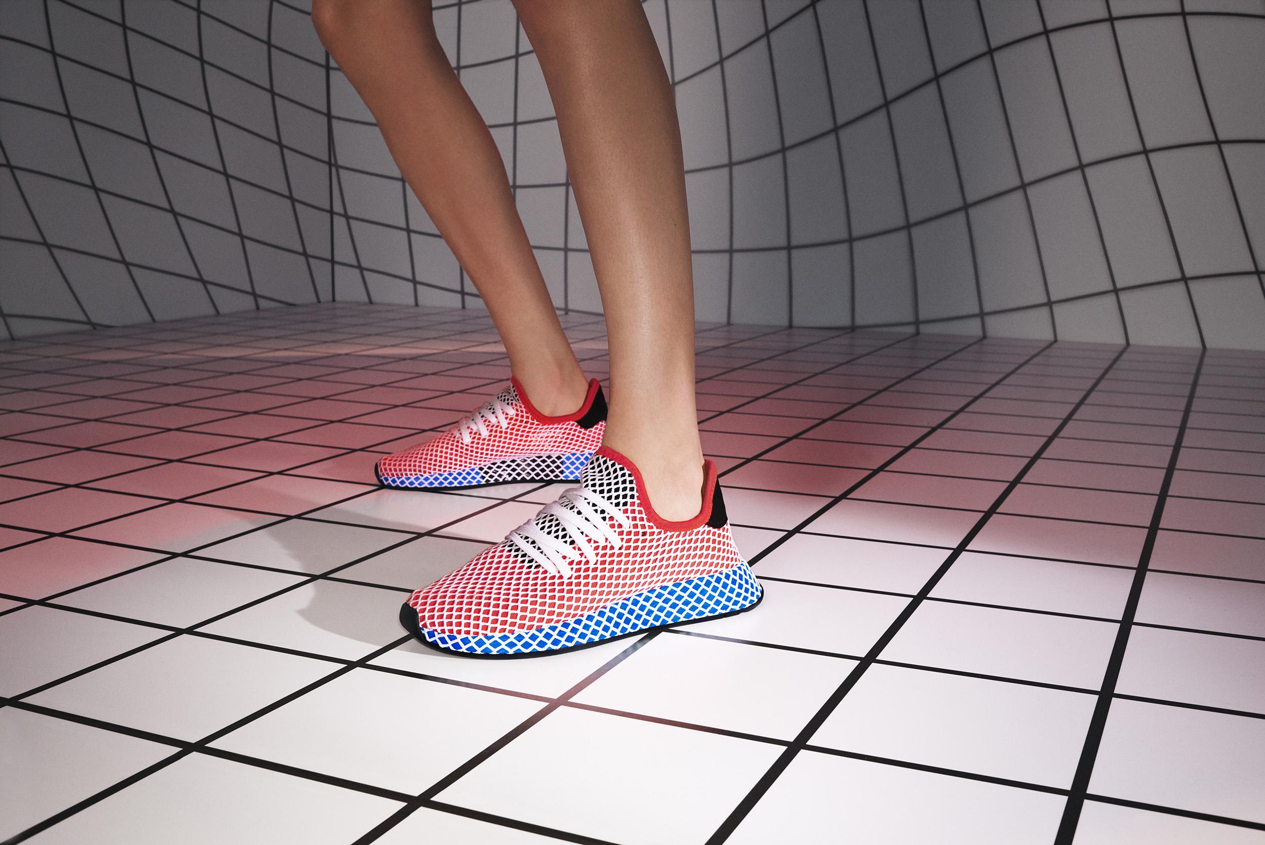Knit sneaker, nella rete delle scarpe da running stile.it