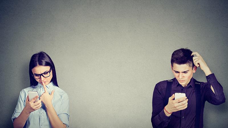 Dating app, quando la postura aiuta a fare colpo