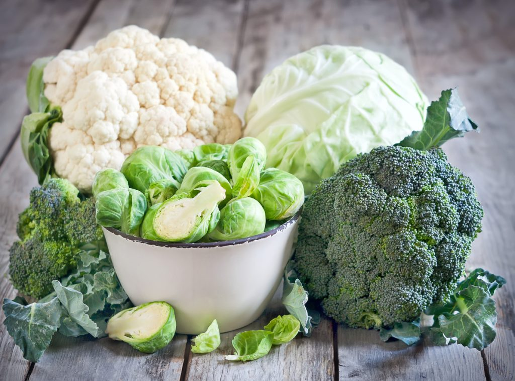 Broccoli e cavoli a volontà per vivere più a lungo