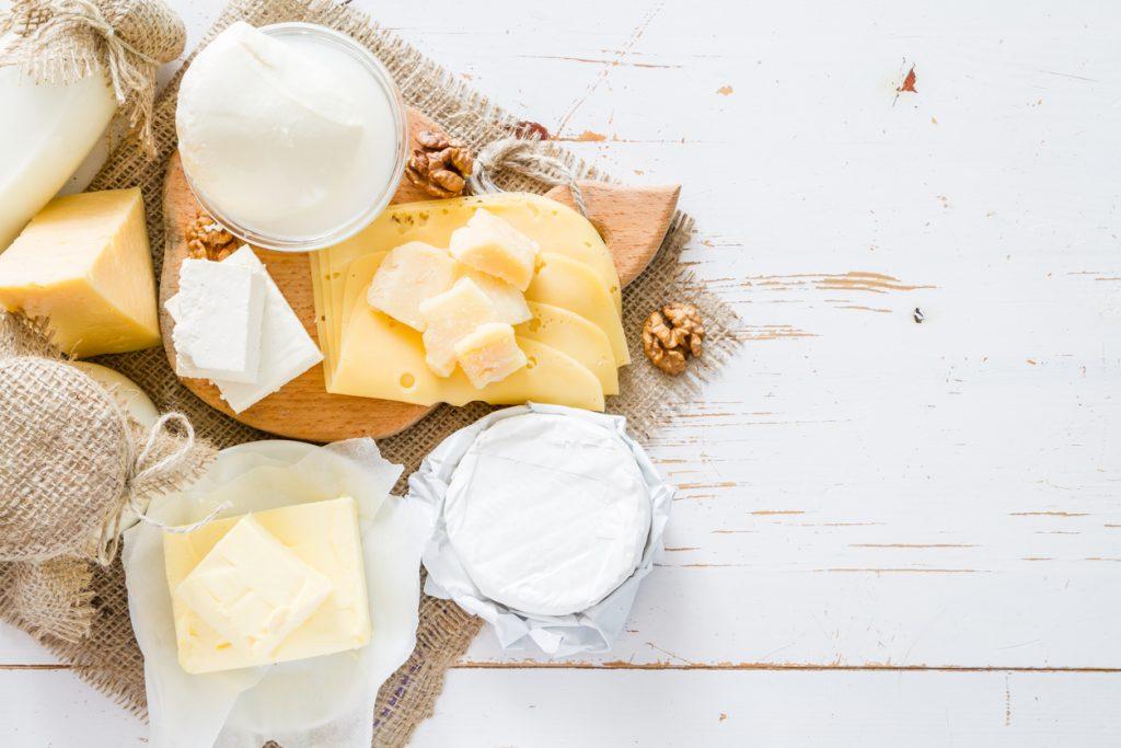 congelare i formaggi