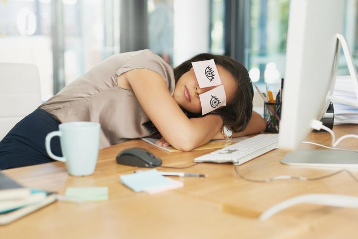 segnali di stanchezza