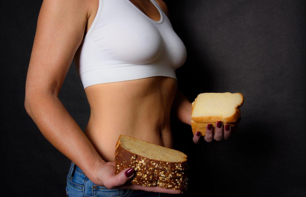 Mangiare pane e pasta di notte per dimagrire