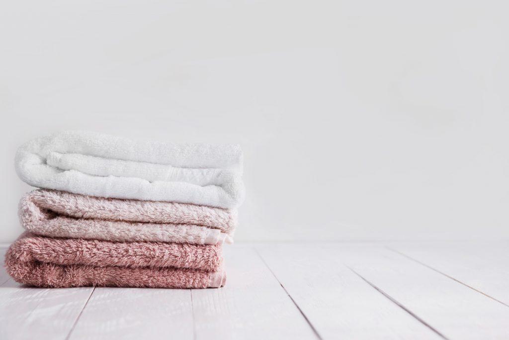asciugamani sempre morbidi