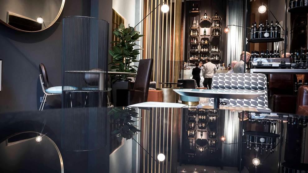 Baxter Bar, tra design e drink tailor made