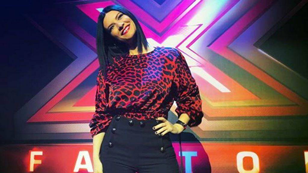 Laura Pausini a X Factor Spagna/Telecinco