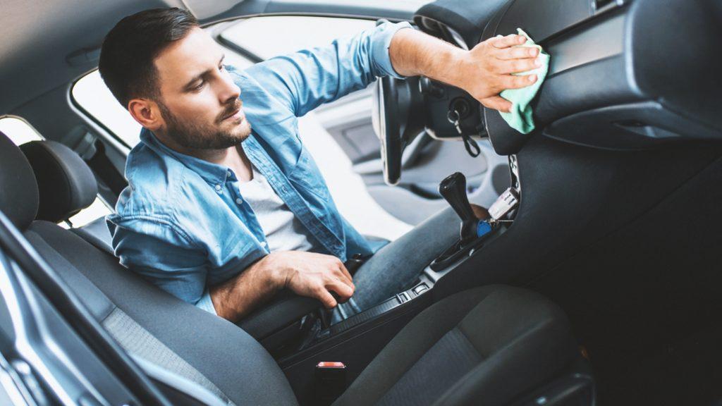 riordinare la propria auto