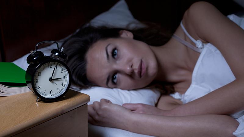 Una notte insonneaumenta il rischio di Alzheimer