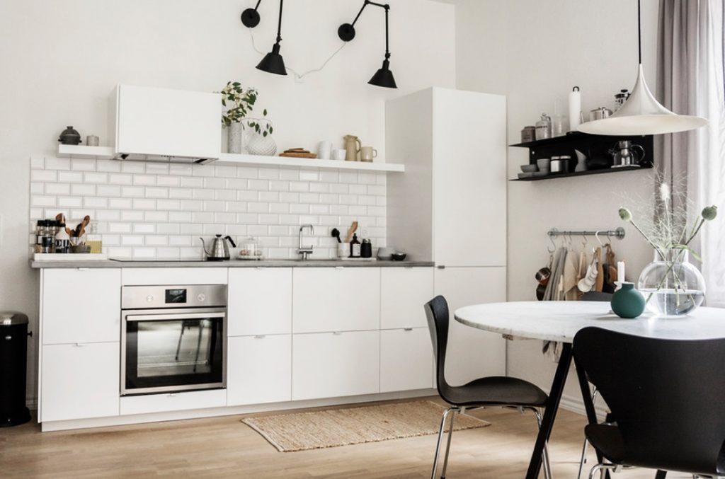 la cucina contemporanea secondo una ricerca di houzz