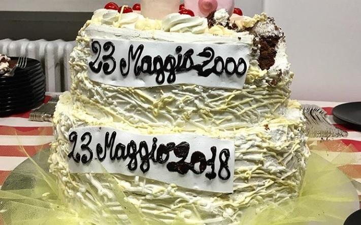 Torta per Dagospia