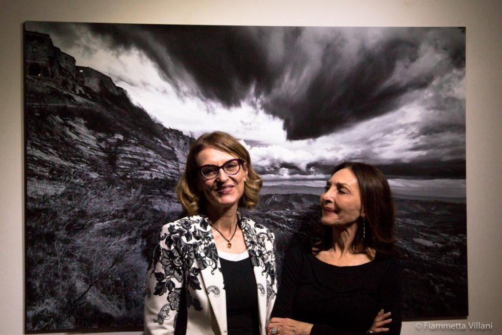Francesca Barbi Marinetti e Maria Rosaria Omaggio