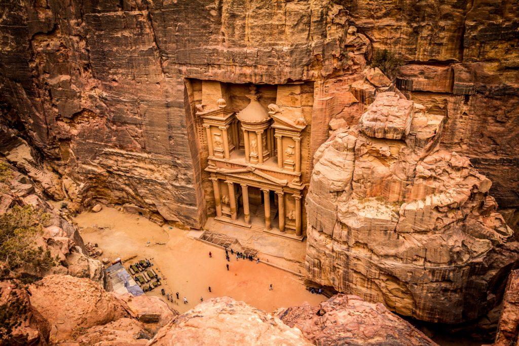 I migliori viaggi per gli amanti delle civiltà perdute