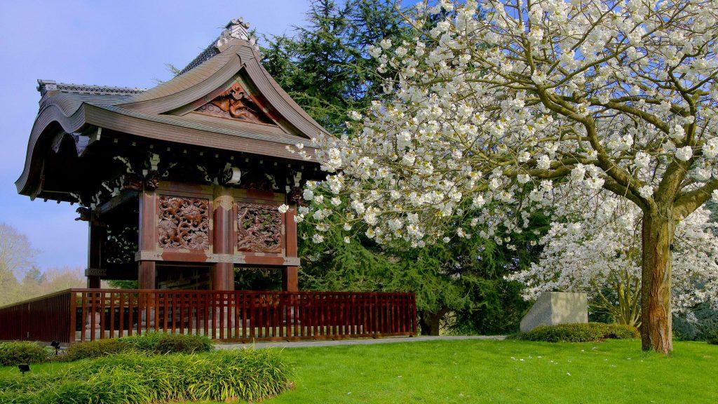 Royal Botanic Kew Gardens per viaggi di primavera