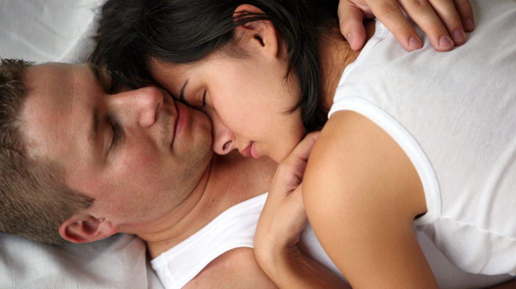 Addormentarsi è una risposta al sesso