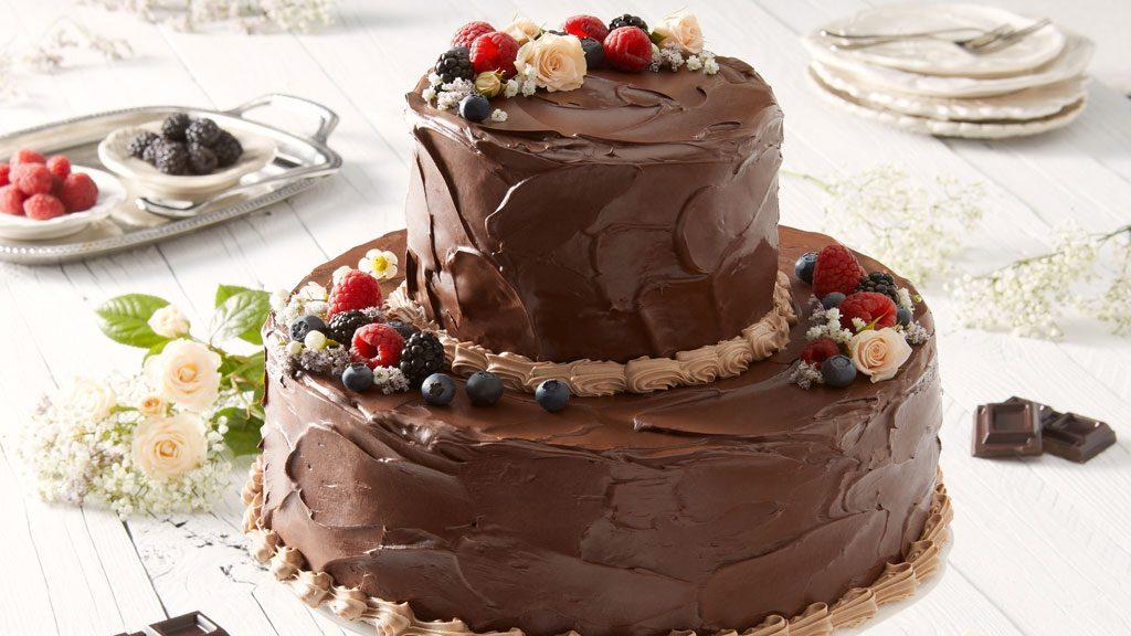 Torta nuziale Perugina