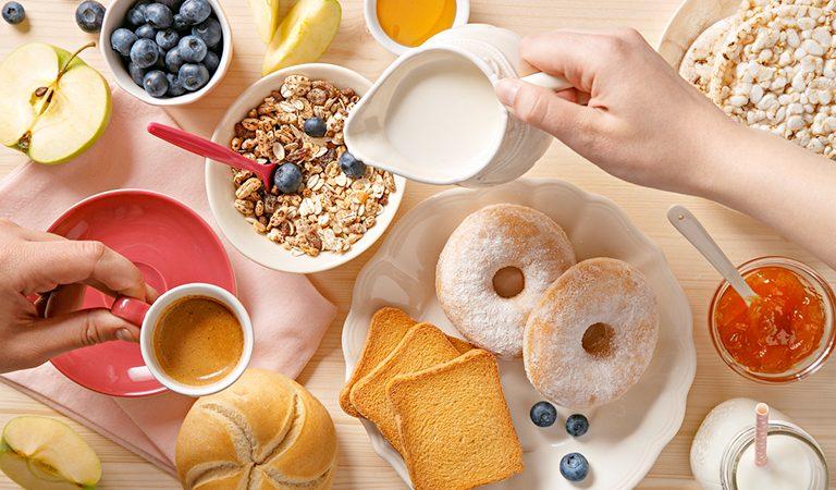 colazione, cambio di stagione