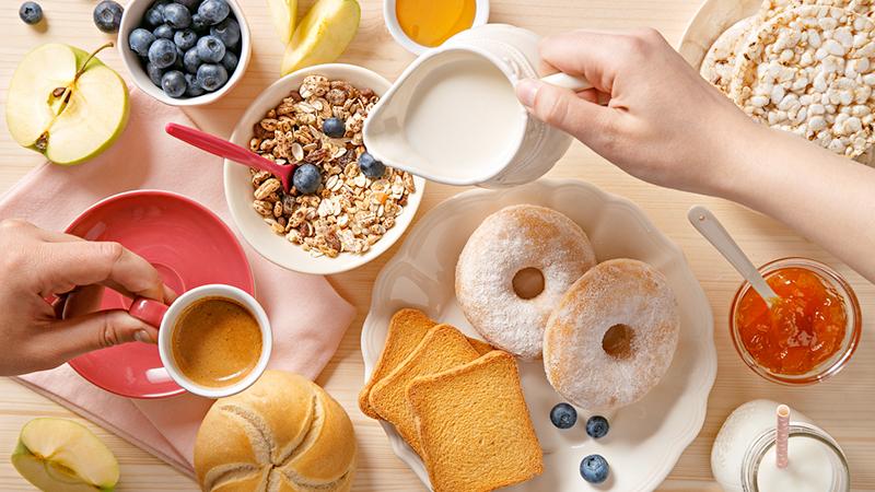 Cambio di stagione, affrontalo con una ricca colazione