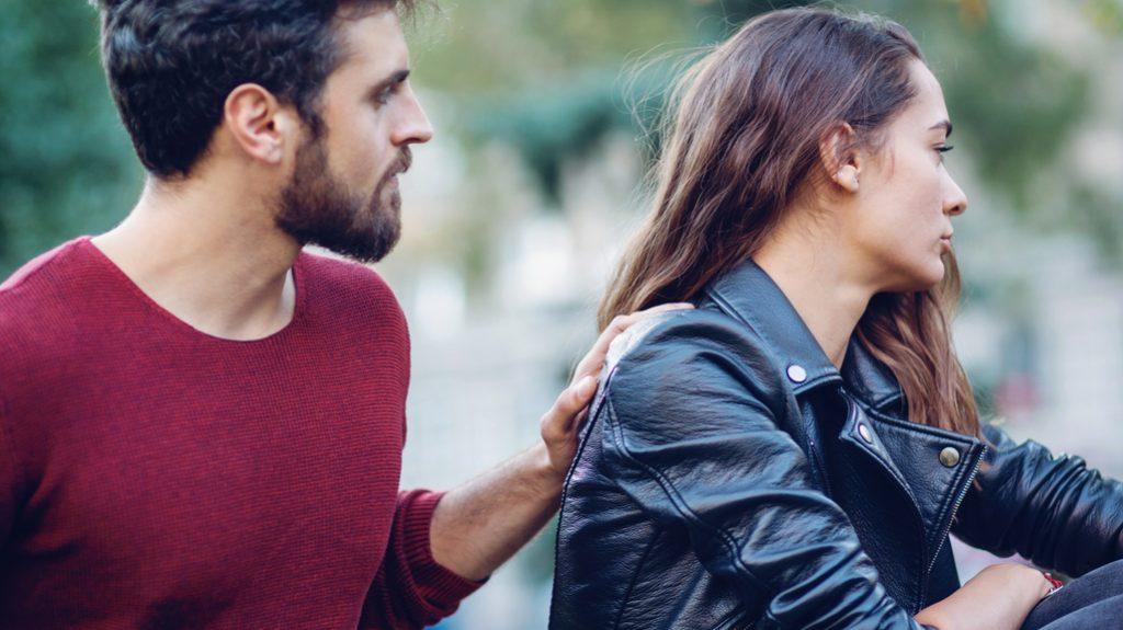 paura dell'intimità