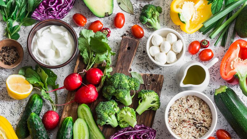 fegato, dieta mediterranea