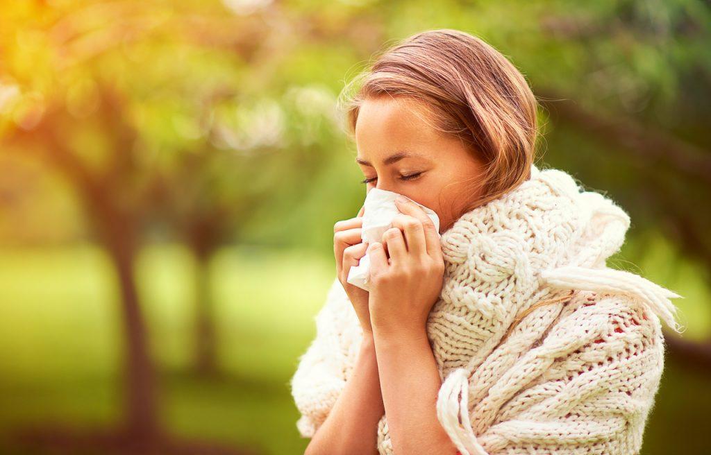 Raffreddore da fieno? Ecco come sopravvivere