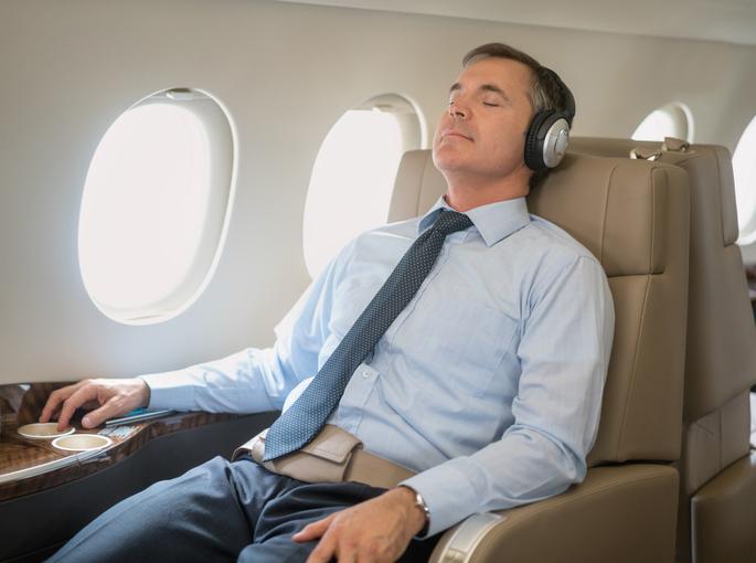 cosa fare per non aver paura di volare