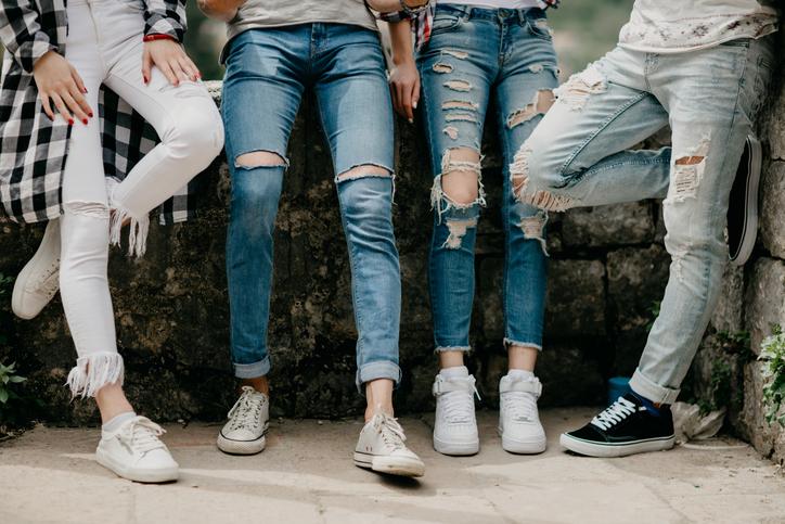 Blue jeans, impossibile farne a meno!