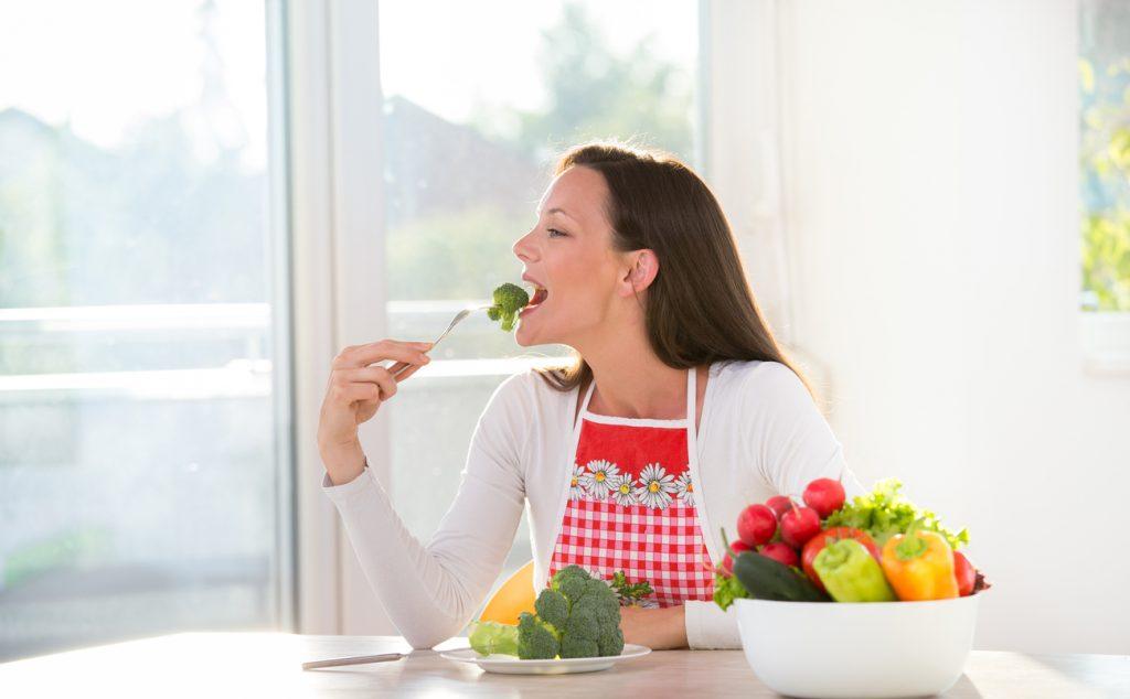 Mangiare broccoli fa stare bene dalla testa ai piedi