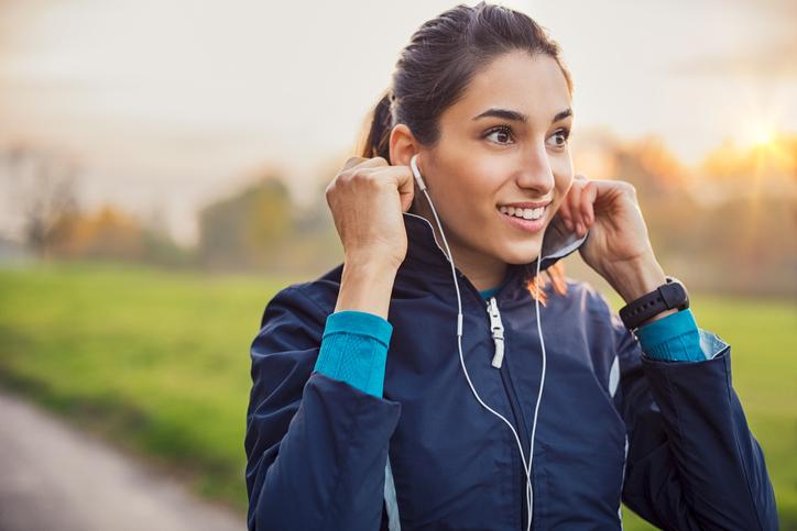 Runners, corsa, musica