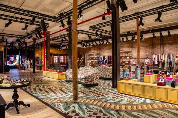 Gucci Wooster, creatività e innovazione a NY