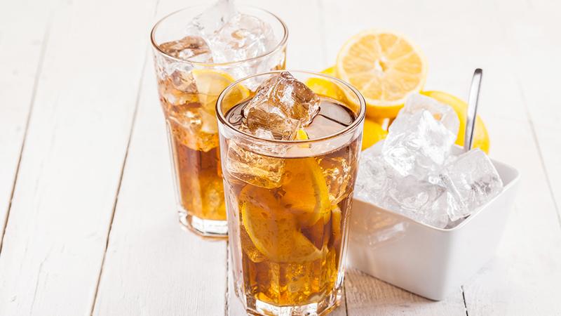 Tè freddo, un ottimo alleato per dimagrire