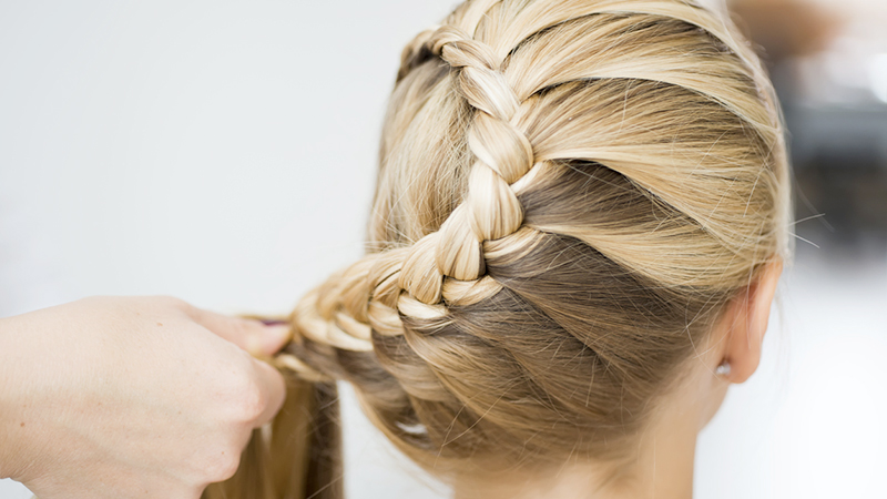 Trecce, come avere capelli sempre in ordine