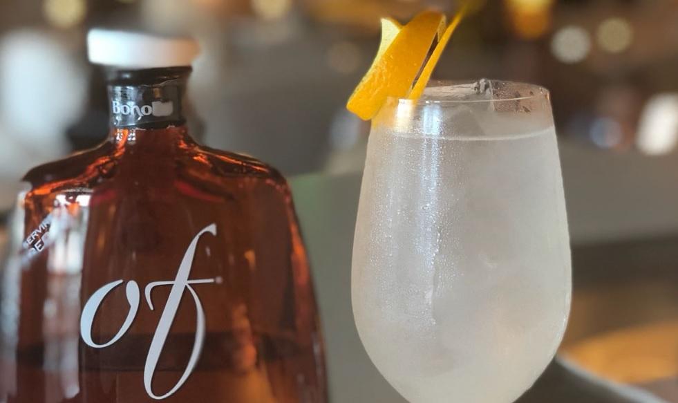 Dorange e cocktail