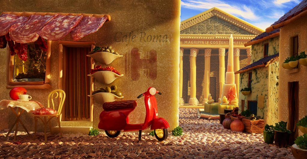 Roma, Foodie Destinations