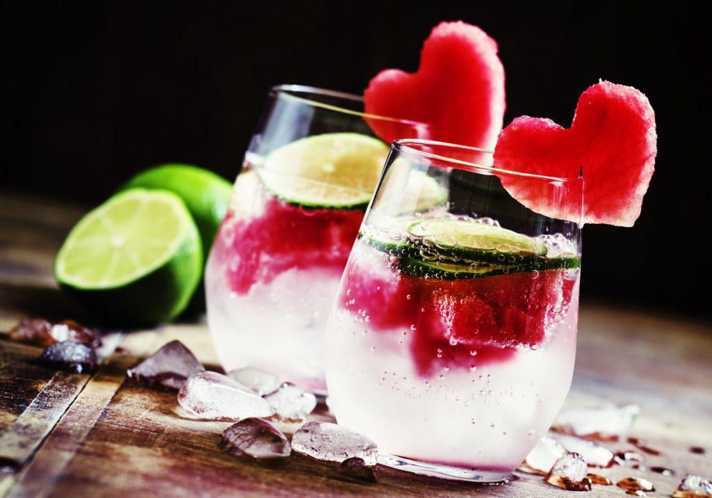 anguria gin tonic
