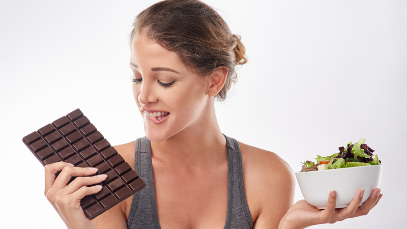 Vuoi avere successo con la dieta? E' tutta una questione di testa