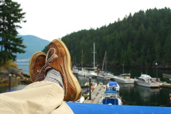 Boat shoes, il mocassino è iconico