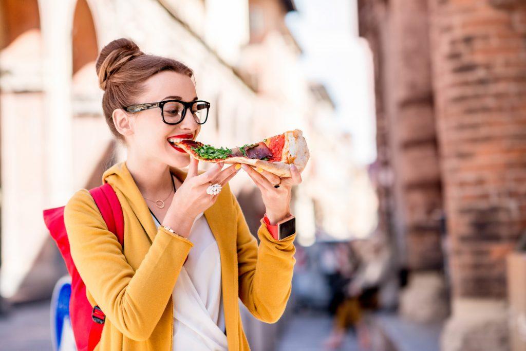 Mangiare pizza per prevenire i tumori