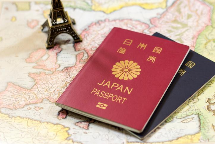Tra i passaporti più potenti del mondo quello giapponese
