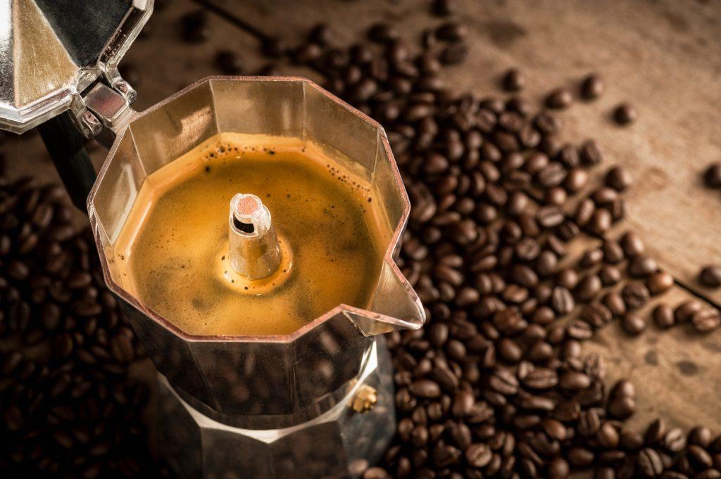 Una corretta pulizia della Moka garantisce un buon caffè