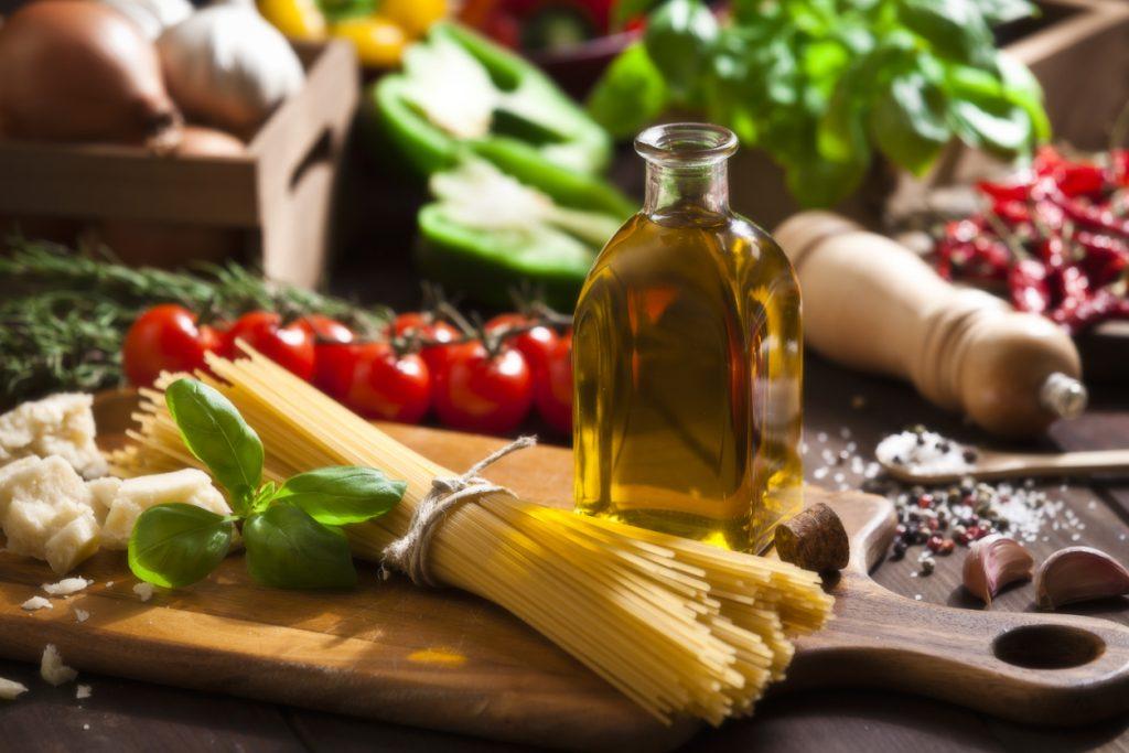 La dieta mediterranea contrasta i danni dell'inquinamento
