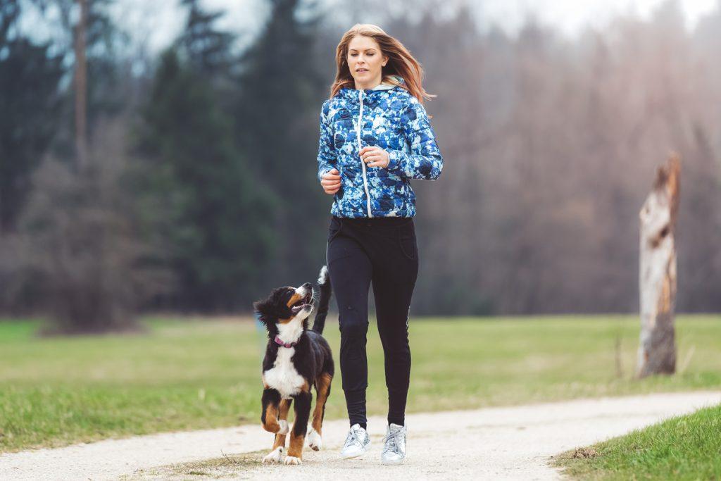 Correre con il cane fa bene a entrambi, se sai come farlo