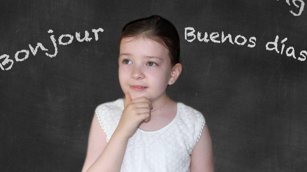 Perché i bambini bilingue sono più geniali